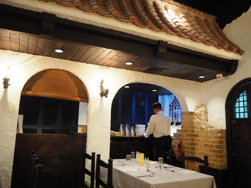 マカオでポルトガル料理を食べるならこのお店