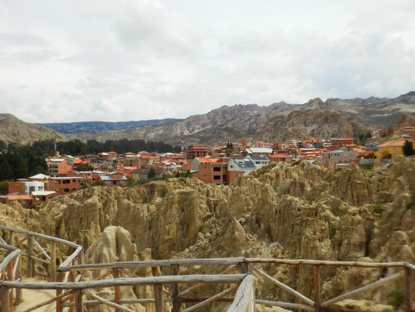 【南米旅】ボリビア ラパスの街まとめ