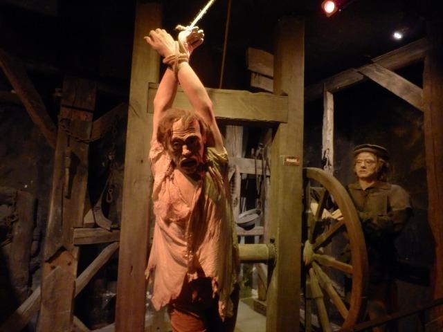 今度はウィーン拷問博物館です!